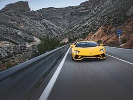 Aventador-S Yellow  002