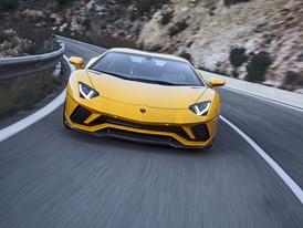 Aventador-S Yellow  001