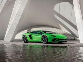 Aventador-S Green 131