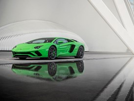 Aventador-S Green 134