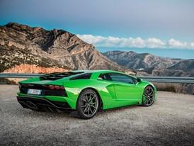 Aventador-S Green 166