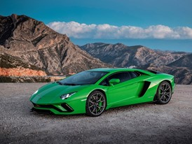 Aventador-S Green 167