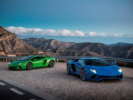 Aventador-S Green 168