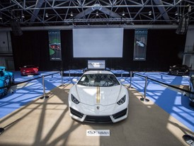 Lamborghini Huracan RWD auctioned in Monte Carlo 2
