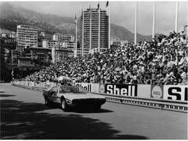 Lamborghini Marzal at Monaco Grand Prix 1967