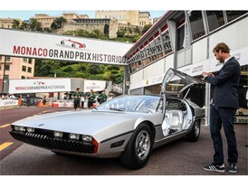 Marzal@Monacograndprixhistorique2018-selfie with Pierre Casiraghi