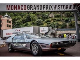 Lamborghini Marzal at Monaco Grand Prix Historique 2018