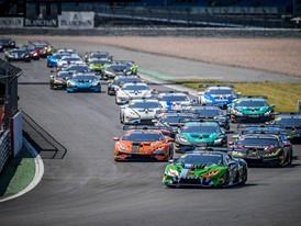 Lamborghini Super Trofeo: Basz-Postiglione a segno in Gara 1 a Silverstone