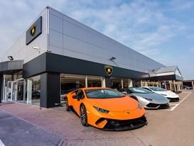Automobili Lamborghini espande la rete dei concessionari UK con l'apertura di Lamborghini Chelmsford