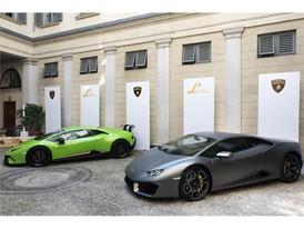 Collezione Automobili Lamborghini SS19 @ Milan Fashion Week 2018