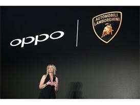 CMO of Automobili Lamborghini, Katia Bassi