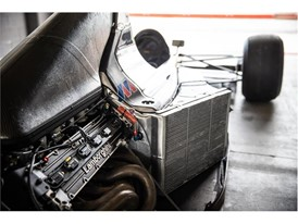 The Minardi 191B F1 with Lamborghini Engine - 7