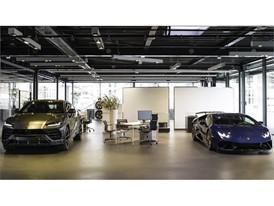 Automobili Lamborghini eröffnet einen neuen Vertragshändler in Köln
