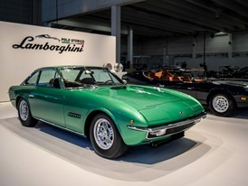 Lamborghini Polo Storico celebrates 50th anniversary of the Espada and the Islero and announces a dedicated tour