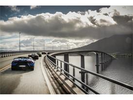 Lamborghini Avventura, Norway