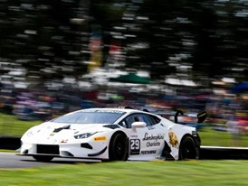 Lewis Drives Change Racing's Championship Points Lead  to Road America