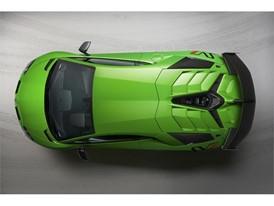 Aventador SVJ Studio Green zenit