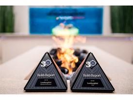 Lamborghini Robb Report Awards