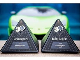 Lamborghini Robb Report 2018 Awards