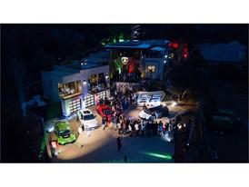 Lamborghini SVJ 63 unveiling at Lamborghini Lounge Monterey,