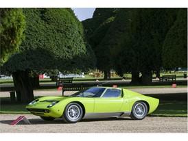 Miura S #4845 The Best 1970s Car  of Hampton Court Concours d'Elegance