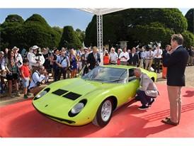 Miura S #4845 The Best 1970s Car  of Hampton Court Concours d'Elegance (2)