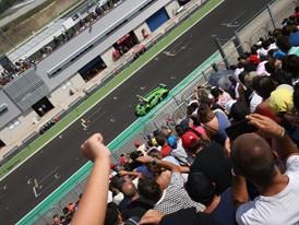 Italiano GT: ritorno al successo per Lamborghini a Vallelunga