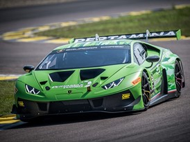 Lamborghini Huracán GT3 EVO: evolution on the track