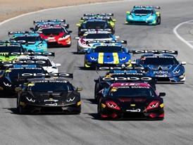 Lamborghini Super Trofeo North America Wraps Up North American Leg, Teams Prep For Finale At Vallelunga