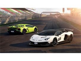 Lamborghini Aventador SVJ:  Die Spitze der Lamborghini V12-Supersportwagen