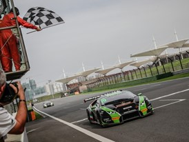 Golden weekend for Lamborghini: victories in Asia and Europe