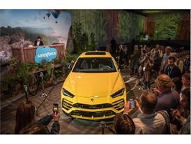 Lamborghini Urus at Dreamforce 2018