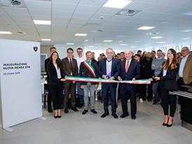 Automobili Lamborghini inaugura il suo terzo ristorante aziendale