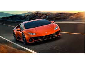 Huracan EVO 3-4 front ambient - 1