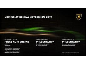 Join us at Geneva Motorshow 2019