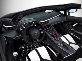 Aventador SVJ Roadster Interior - 01