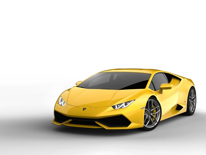 Lamborghini Huracán 1