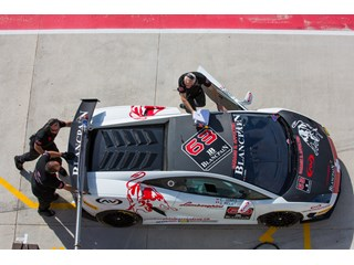 Lamborghini Blancpain Super Trofeo 2013 Commences in Monza