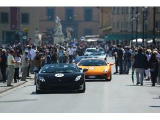 Lamborghini 50th Anniversary  Grand Tour – Day 2