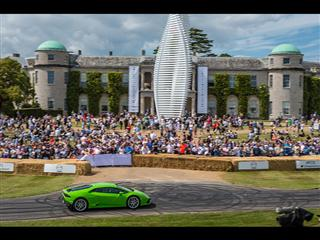 Goodwood Festival of Speed: Automobili Lamborghini conferma l'Aventador Superveloce in versione Roadster