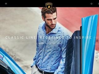 Collezione Automobili Lamborghini relaunches its on-line store