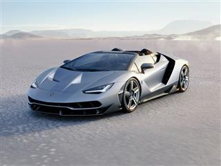 Lamborghini Unveils Centenario Roadster in California, USA: Fluid Open Air Elegance Meets Engineering Brilliance