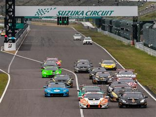Lamborghini Super Trofeo Arrives at Legendary Suzuka Circuit for Third Stop Of the 2017 Asia Series