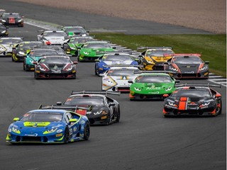 Exciting weekend at the Nürburgring for the penultimate round of the Lamborghini Super Trofeo Europe