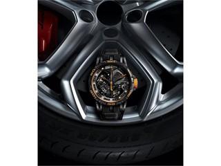 Excalibur Aventador S Orange