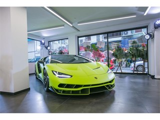 Lamborghini Hong Kong Showroom Opening