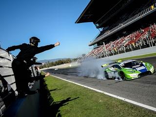 La Lamborghini Huracan GT3 vince il campionato International GT Open