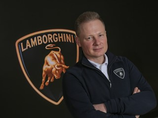 Mitja Borkert  Head of Design at Automobili Lamborghini
