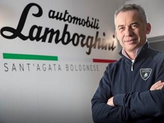 Maurizio Reggiani - Chief Technical Officer at Automobili Lamborghini S.p.A.