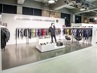 Collezione Automobili Lamborghini has attended the Premium International Fashion Trade Show in Berlin